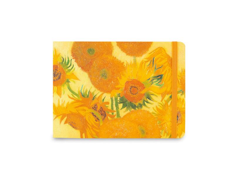 Skizzenbuch, Vincent van Goghh, Sonnenblumen