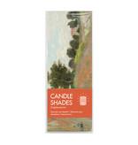 Photophore,  Monet, Champ de coquelicots