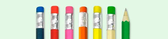 'Hölzerne' Kugelschreiber
