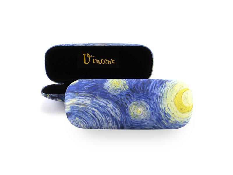 Brillenetui, Sternennacht, Van Gogh