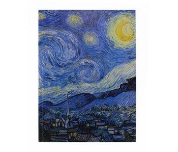 Künstlerjournal, Van Gogh, Sternennacht