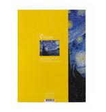 Softcover kunst schetsboek, Van Gogh, Sterrennacht