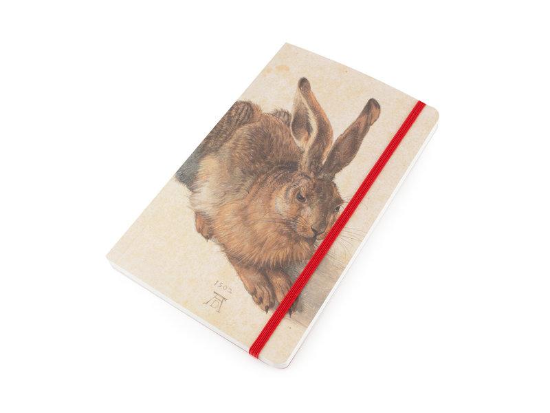 Softcover notitieboekje A6, Dürer, Haas