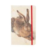 Carnet couverture souple, A6, Dürer, Lièvre