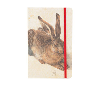 Softcover Notebook A6, Dürer, Hare