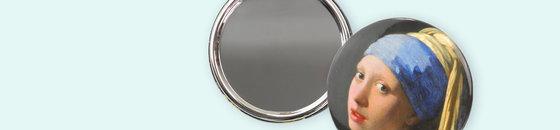 Pocket mirror 60 mm