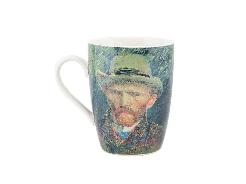 Beker, Van Gogh Zelfportret Rijksmuseum