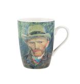 Mok, Van Gogh Zelfportret Rijksmuseum