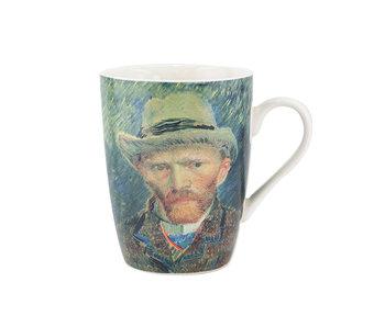 Mug, Van Gogh Self portrait,  Rijksmuseum
