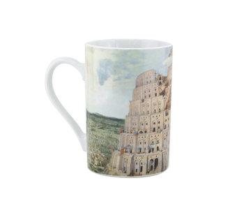 Becher, Turm von Babel, Bruegel