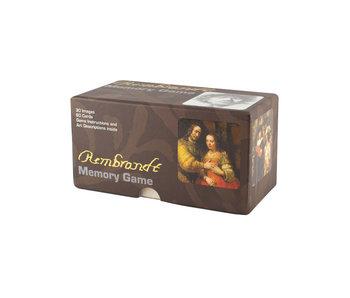 Jeu de mémoire, Rembrandt, chefs-d'œuvre