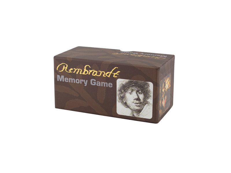 Memory Game, Rembrandt, Masterpieces