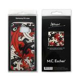 Cubierta del teléfono, Samsung S4, más pequeño y más pequeño, Escher