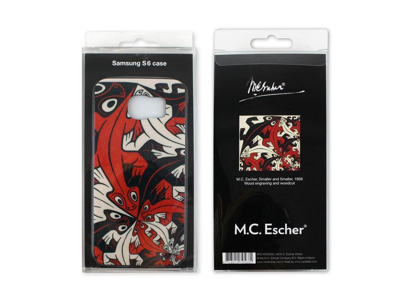 Telefoonhoesje, Samsung S4, Kleiner en kleiner, Escher