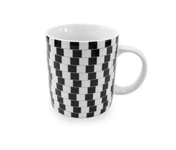 Tasse, illusion d'optique n ° 04