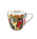 Tasse, Femme au chapeau, Picasso