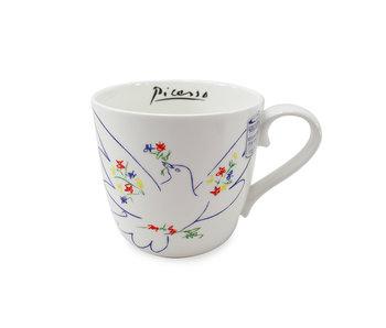 Mugs, La colombe du festival, Picasso