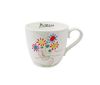 Mug, Le Bouquet de l' Amité, Picasso