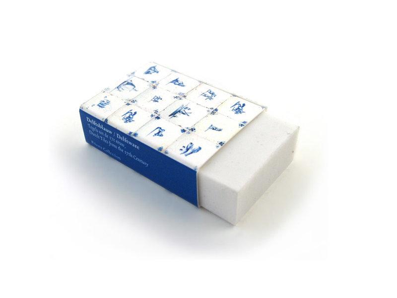 Gum, Delfts blauwe tegels