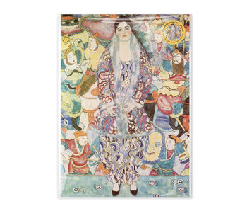 Reproduction A4, Klimt, Portrait of Friederike Maria Beer