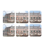 Dessous de verre, Hermitage Amsterdam