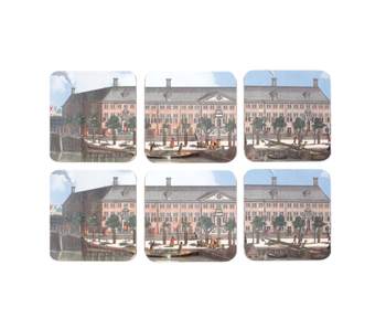Untersetzer,Hermitage Amsterdam