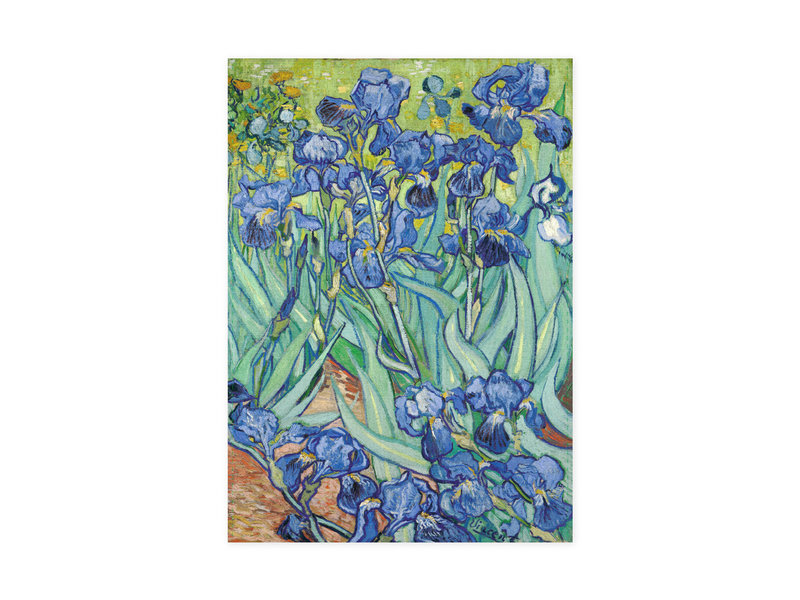 Geschirrtuch, Iris, Van Gogh