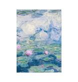 Geschirrtuch, Monet, Seerosen