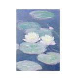 Geschirrtuch, Monet, Seerosen Abendlicht
