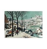 Paño de cocina, Cazadores en la nieve, Bruegel