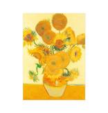 Paño de cocina, Girasoles, Van Gogh