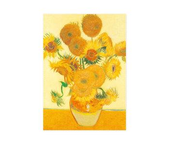 Tea Towel, Sunflowers, Van Gogh