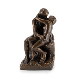 Replica Figures, August Rodin, The Kiss