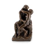 Réplicas de figuras, August Rodin, El beso