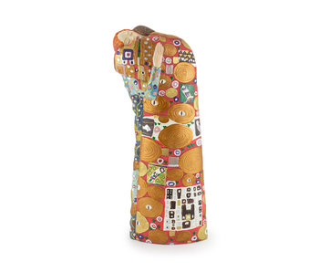 Réplica de figuras, Klimt- el cumplimiento