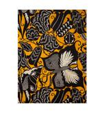 Cuaderno de dibujo de tapa blanda, Séguy, flores con mariposas