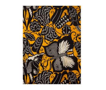 Diario del artista, Séguy, flores con mariposas
