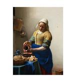Softcover kunst schetsboek, Melkmeid Vermeer