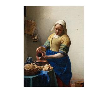 Cahier d'artiste, , Laitière Vermeer