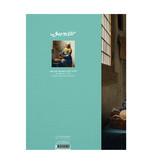 Softcover art sketchbook, Milkmaid Vermeer