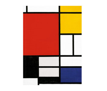 Artist Journal,  Mondriaan 1