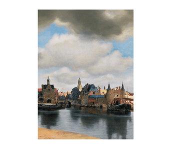 Künstlerjournal, Blick auf Delft, Vermeer