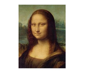 Cahier d'artiste,Mona Lisa, Leonardo Da Vinci