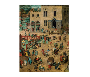 Künstlerjournal,  Bruegel, Kinderspiele