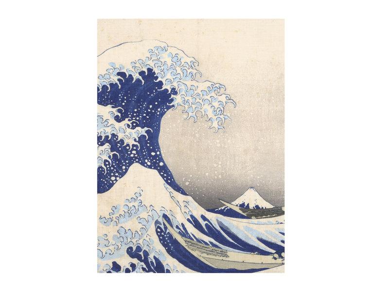 Artist Journal, Hokusai, The Great Wave