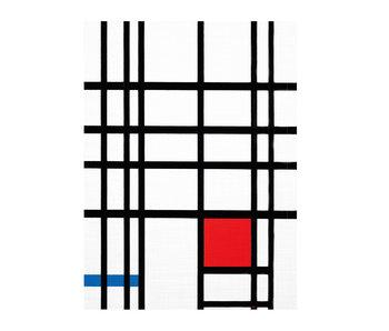 Cahier d'artiste, Mondriaan 2