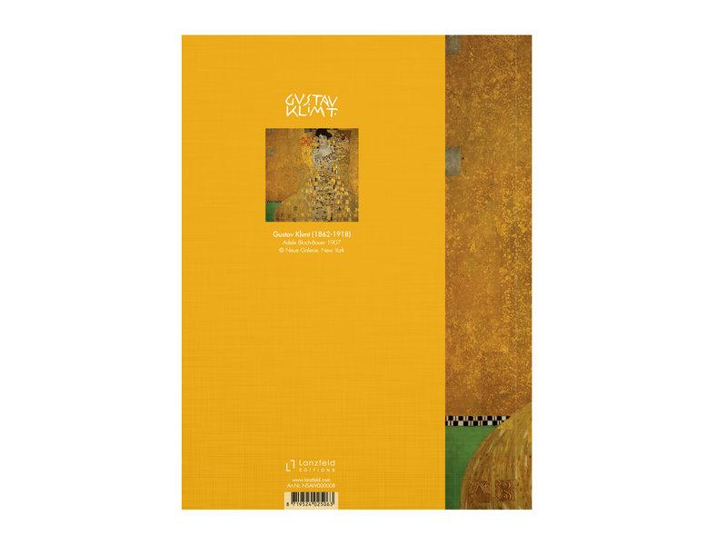 Softcover art sketchbook, Klimt