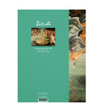Softcover art sketchbook, Botticelli, Birth of  Venus
