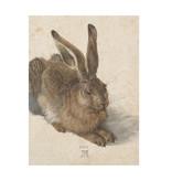 Carnet de croquis à couverture souple, Dürer, Lièvre