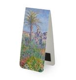 Marque-page magnétique, Monet: Villas at Bordighera
